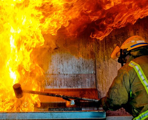 Après Sinistre - Feu Fumée incendie