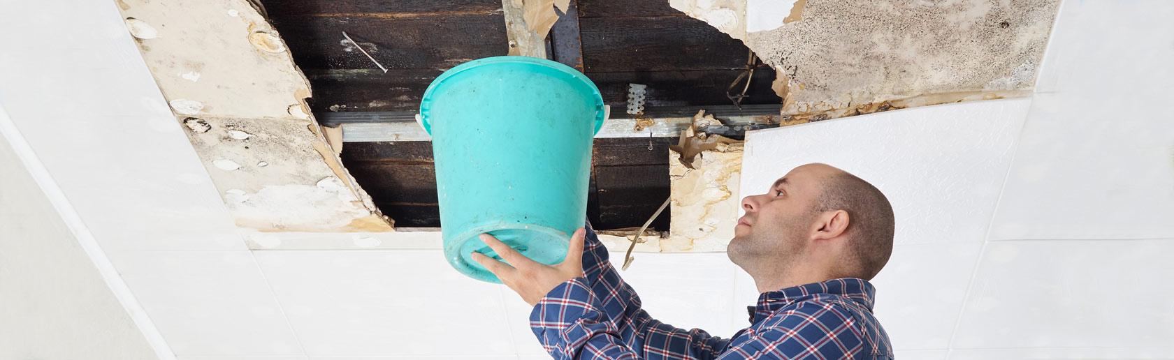 Service après-sinistre - Dégât d'eau
